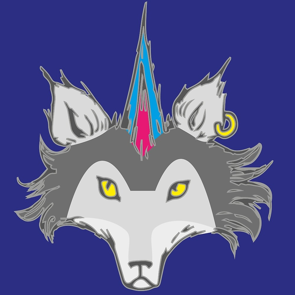 Pack Punk - Wolf by wigilwigil