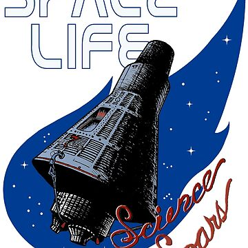 Space Life Science Soars by TomAsche