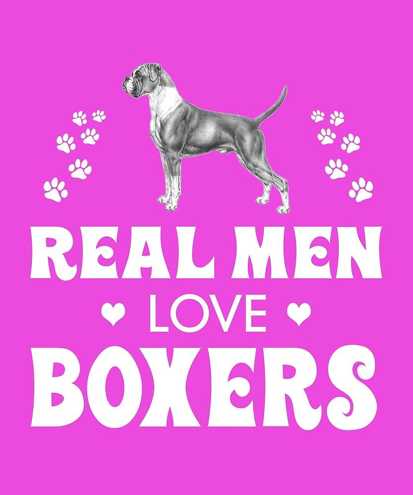 Real Men Love Newfoundlands Cute Dog by AlwaysAwesome