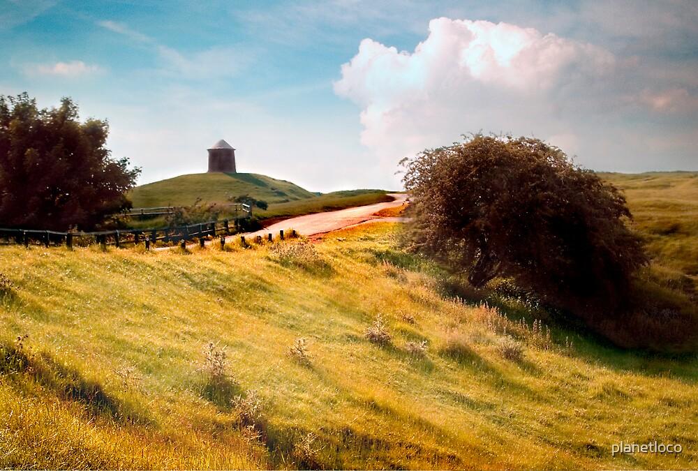 Dassett Hills, Avon Dassett, Oxfordshire by planetloco