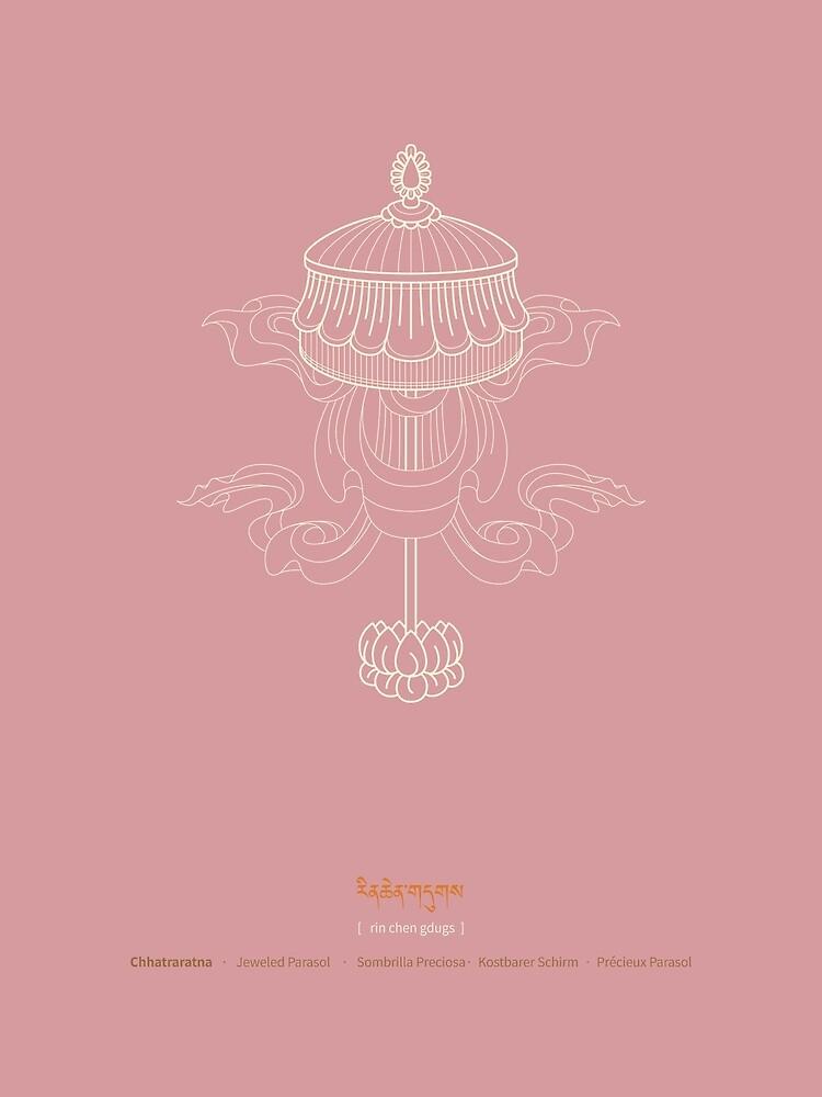 Chhatraratna – Jeweled Parasol by Thoth-Adan