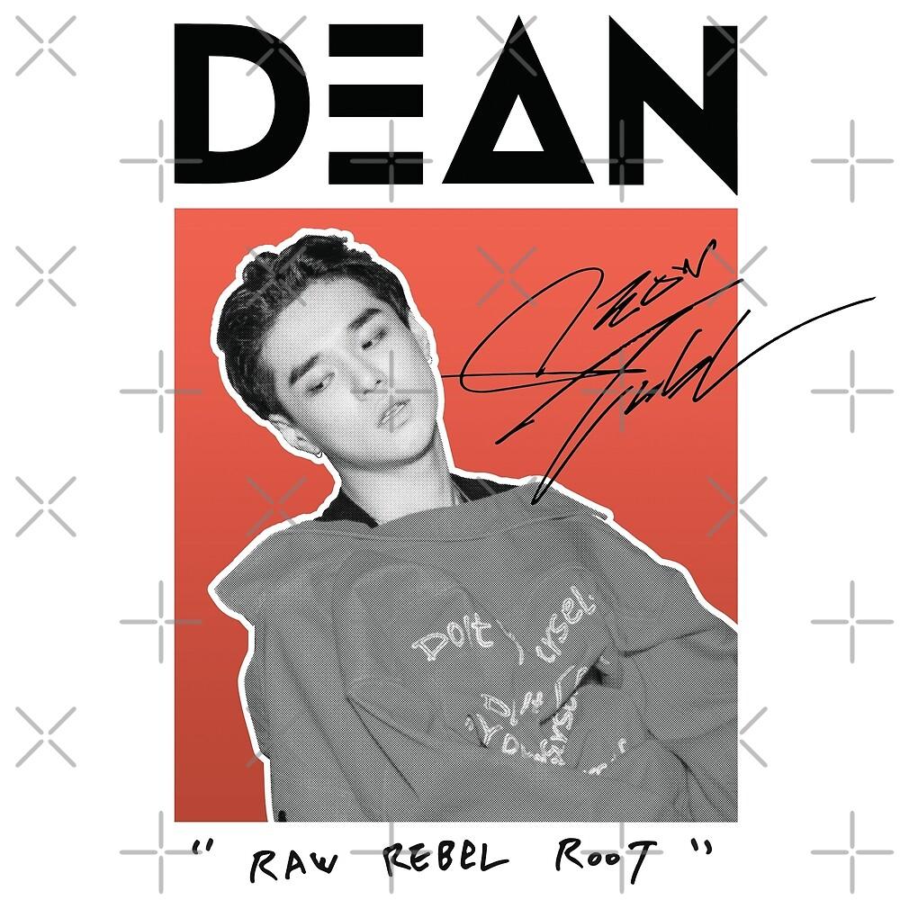 "DEAN ""Raw, Rebel, Root."" by suzaken"