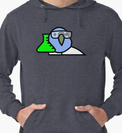 PartyParrot - Science Parrot Lightweight Hoodie