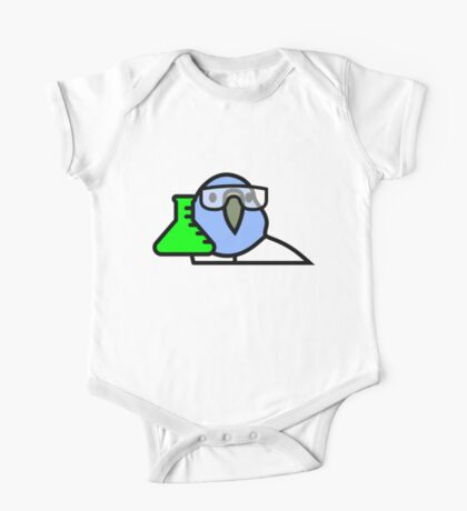 PartyParrot - Science Parrot Kids Clothes