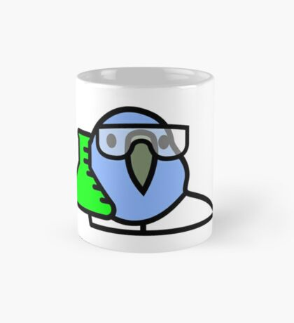 PartyParrot - Science Parrot Mug