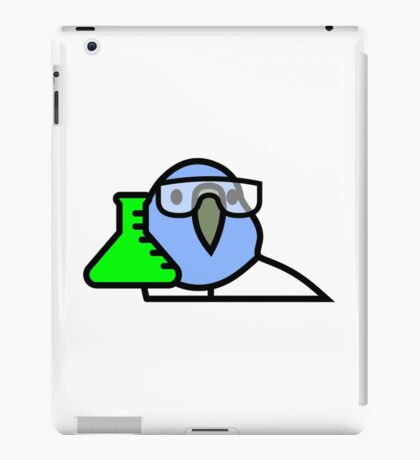 PartyParrot - Science Parrot iPad Case/Skin