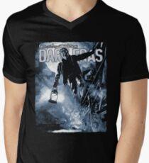 Dark Eras Art: God's Own Country Men's V-Neck T-Shirt