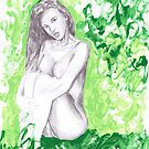 In Green  by Juhan Rodrik