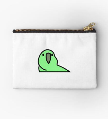 PartyParrot - Green Studio Pouch
