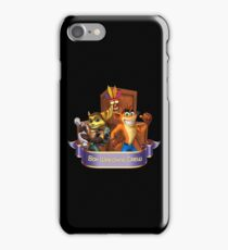Box Wrecking Crew iPhone Case/Skin