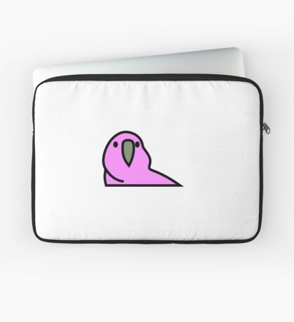 PartyParrot - Pink Laptop Sleeve