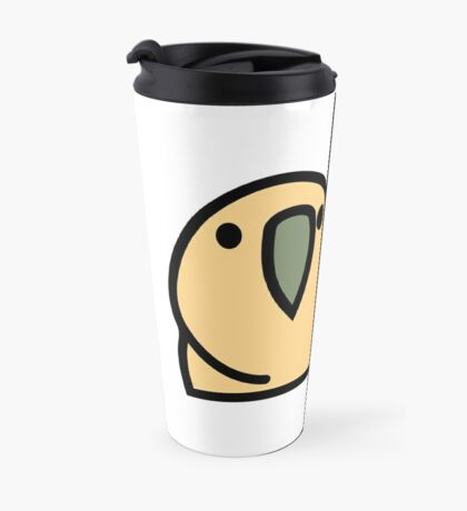 PartyParrot - Yellow Travel Mug
