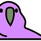 PartyParrot - Purple by Korben-Dallas