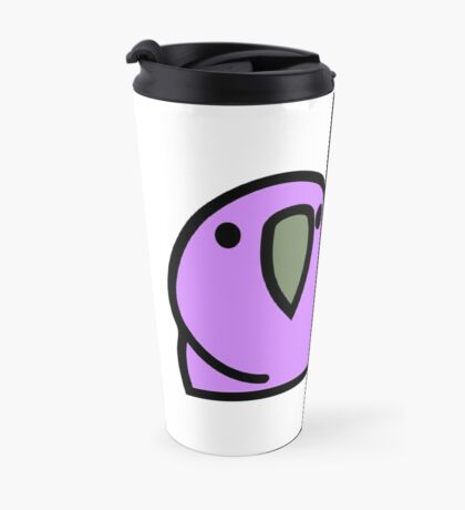 PartyParrot - Purple Travel Mug