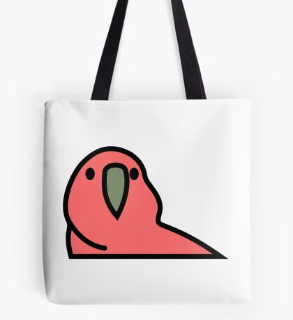PartyParrot - Red Tote Bag
