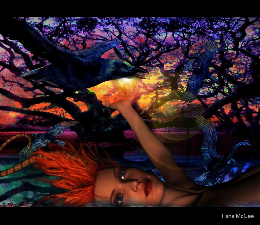 Night Raven  by Tisha McGee