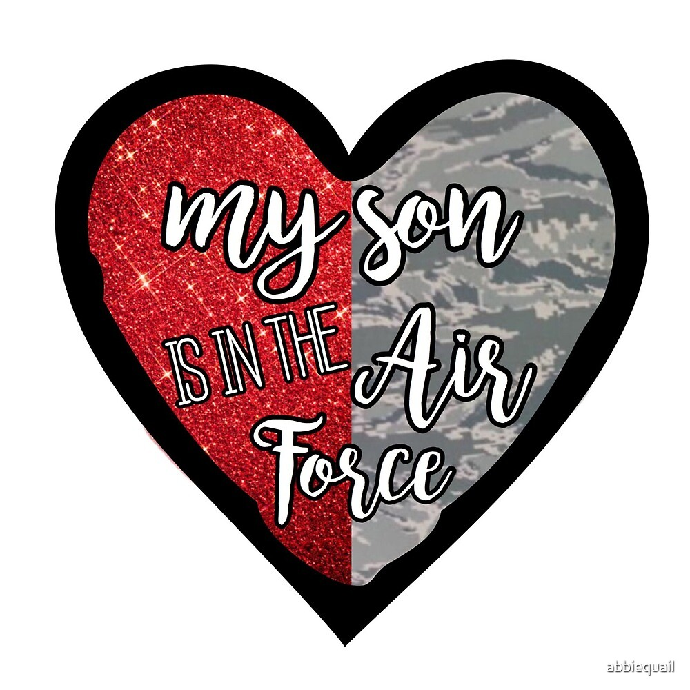 USAF Son by abbiequail