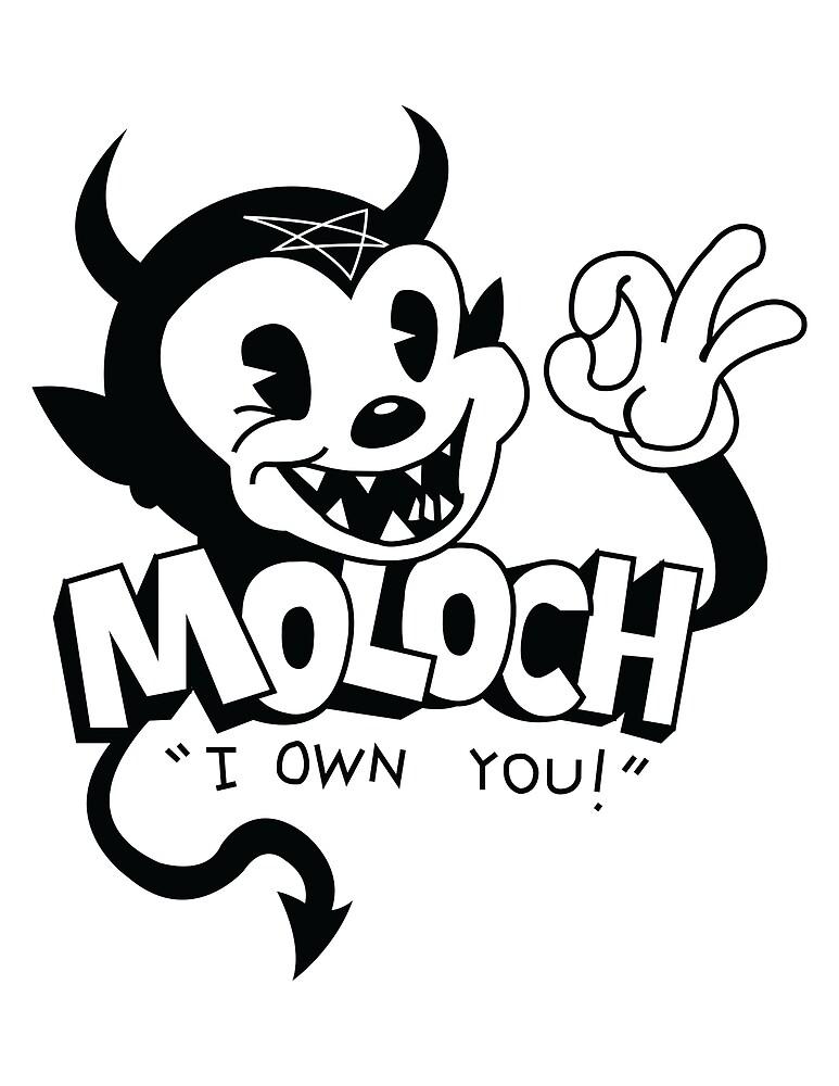 Moloch by ActualLiam