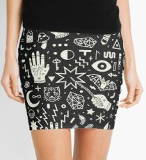 Witchcraft Mini Skirt
