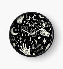 Witchcraft Clock