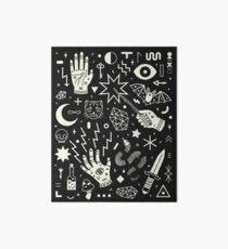 Witchcraft Art Board