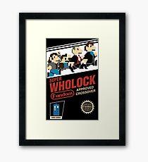 Super Wholock - Cartridge Framed Print