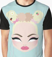 Erika Jaynes Tokyo Fantasy Grafik T-Shirt