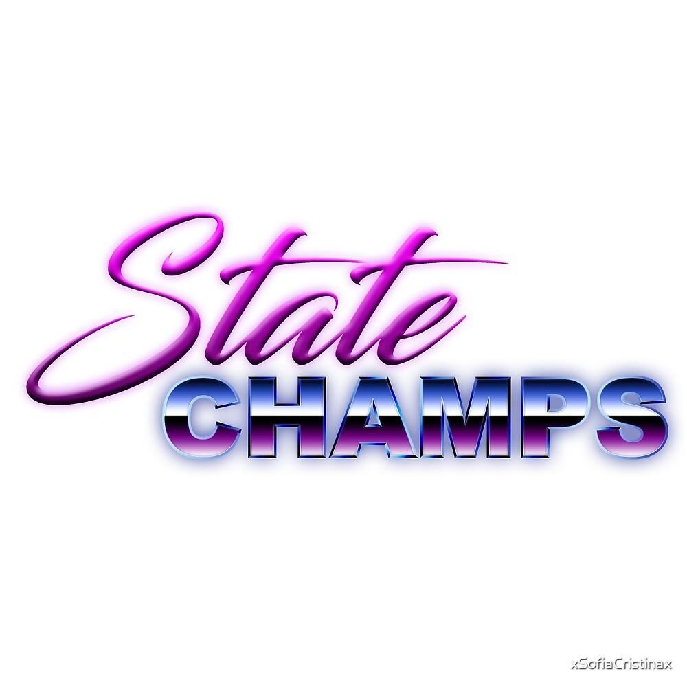 STATE CHAMPS - Logo by xSofiaCristinax