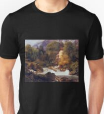 Ferdinand Georg Waldmüller Mill Outlet of Königsse T-Shirt