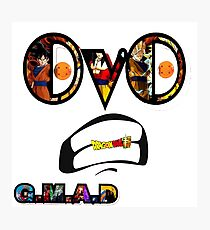 GMAD - Dragonball Z Photographic Print