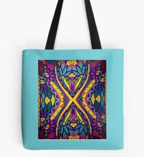 colourful world Tote Bag