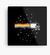 Der Nyan Nyan Dook Metalldruck