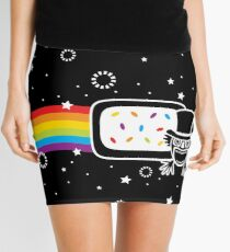 The Nyan Nyan Dook Mini Skirt