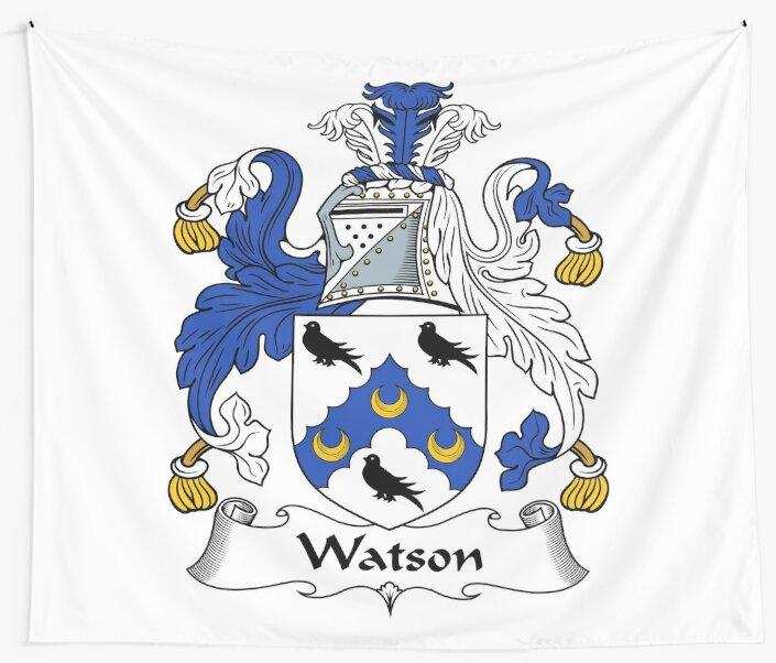 Watson  by HaroldHeraldry