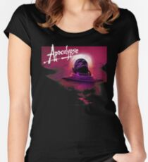 Apocalypse Women's Fitted Scoop T-Shirt