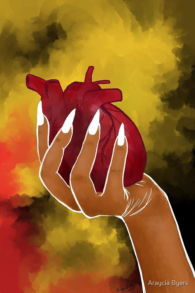 Oh Heart! by Araycia Byers