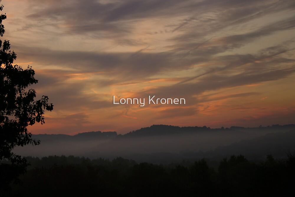 Pennsylvania Sunrise by Lonny Kronen