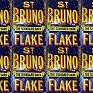 St Bruno Flake - Standard Dark Old Advertisement  by Remo Kurka