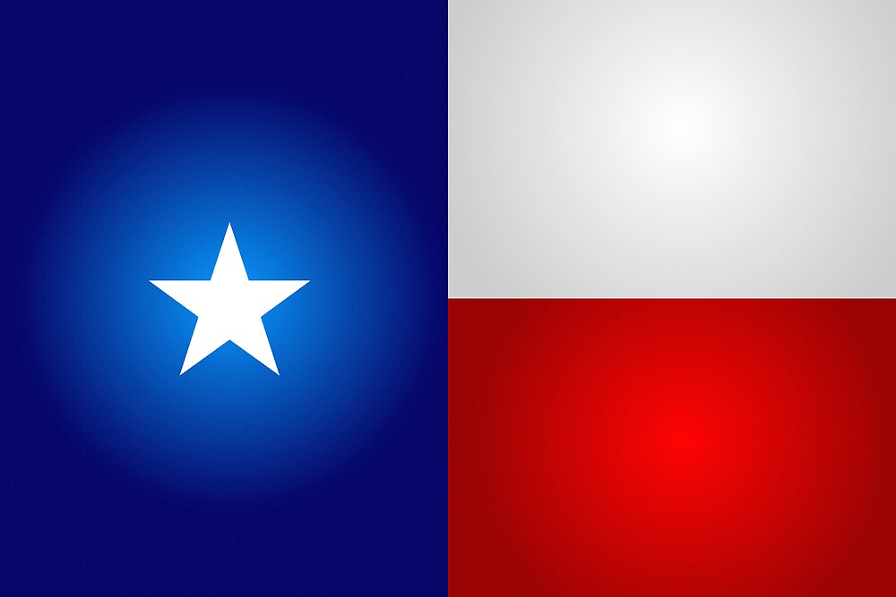 The Lone Star State. by webart