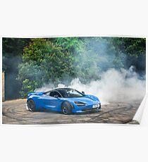 McLaren 720S Poster