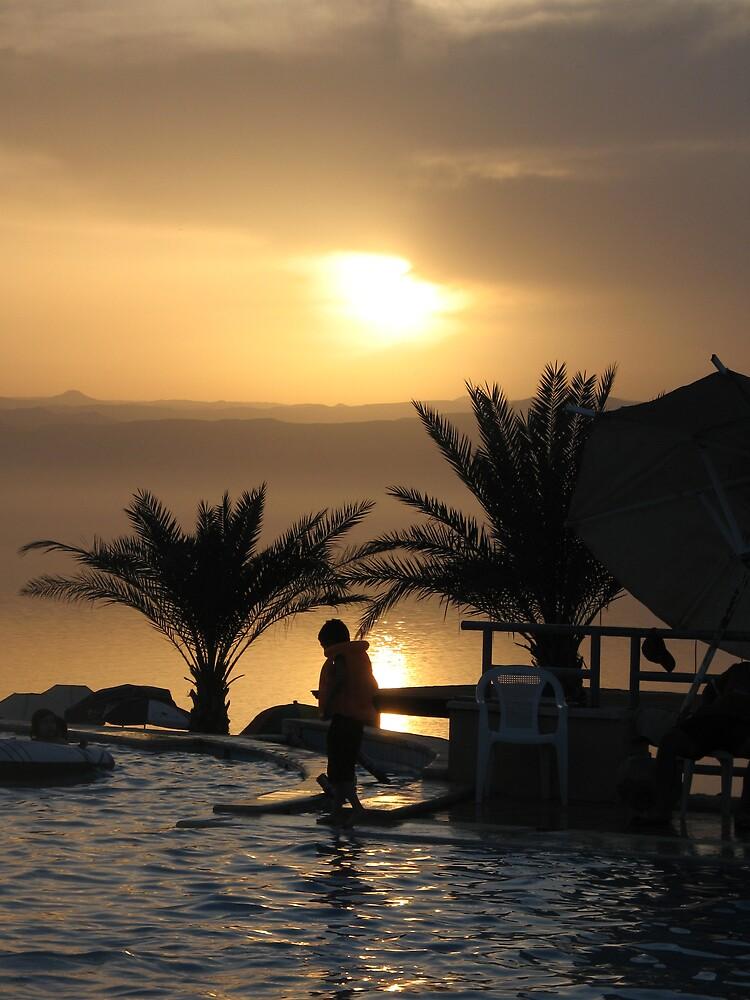 Dead Sea - Jordan by balcs