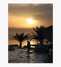 Dead Sea - Jordan Photographic Print