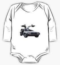 DeLorean One Piece - Long Sleeve
