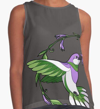 Pride Birds - Genderqueer Sleeveless Top