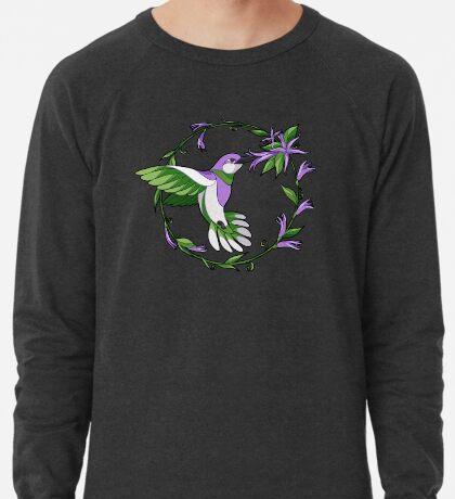 Pride Birds - Genderqueer Lightweight Sweatshirt