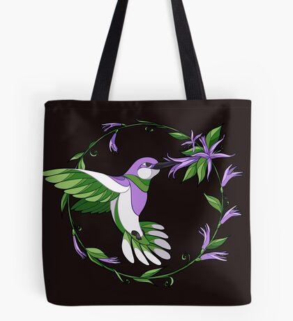 Pride Birds - Genderqueer Tote Bag