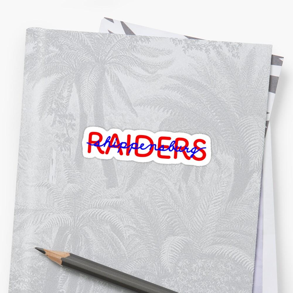 Shippensburg Raiders by kiramrob