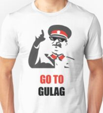 Stalin - Go to Gulag T-Shirt