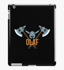 Olaf iPad Case/Skin
