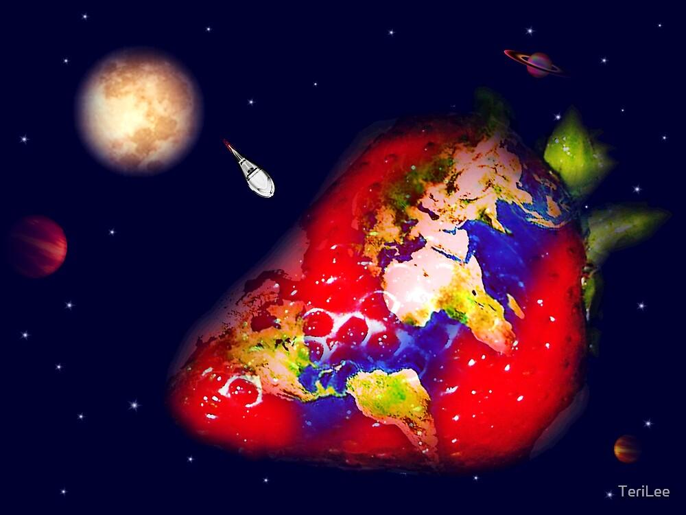 Strawberry World  by TeriLee